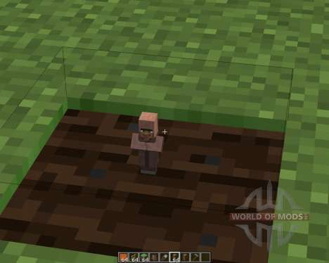 Villagers Nose para Minecraft