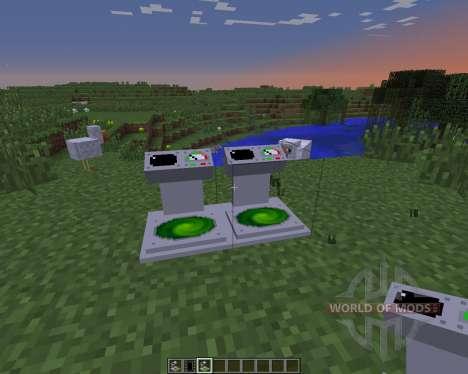 Transport para Minecraft
