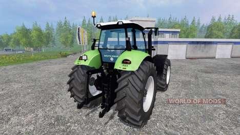 Deutz-Fahr Agrotron X 720 v2.0 para Farming Simulator 2015