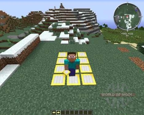 Iron Pressure Plate para Minecraft