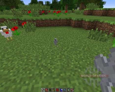 Clay Soldiers para Minecraft