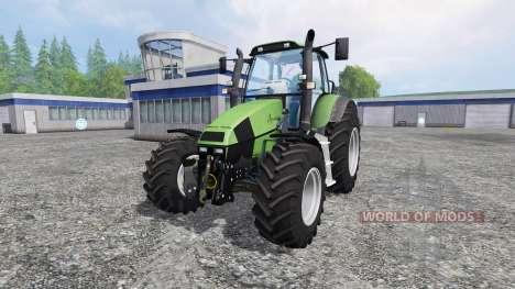 Deutz-Fahr Agrotron 120 Mk3 para Farming Simulator 2015