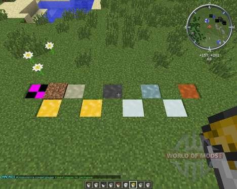 Lucraft: World para Minecraft