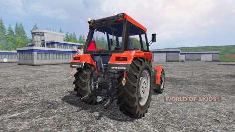 Ursus 1014 FL para Farming Simulator 2015