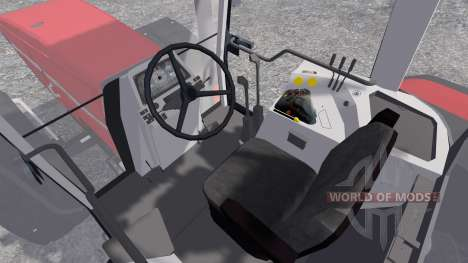Massey Ferguson 8140 para Farming Simulator 2015