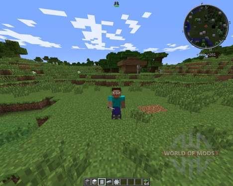MESA para Minecraft