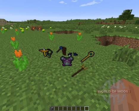 Unique Artifacts para Minecraft