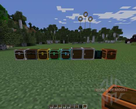 Better Storage para Minecraft