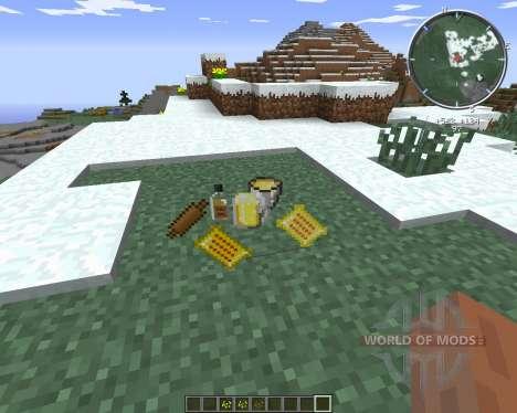Mexican para Minecraft
