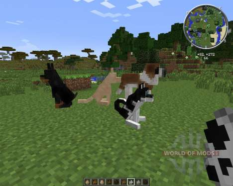 DoggyStyle para Minecraft