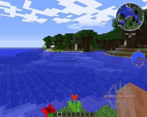 Material Detector para Minecraft