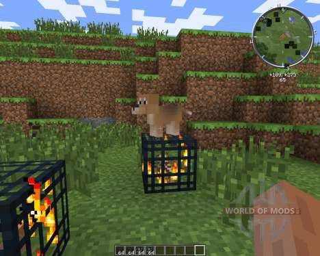 Copious Dogs by wolfpup para Minecraft