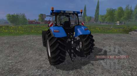 New Holland T7040 v2.0 para Farming Simulator 2015