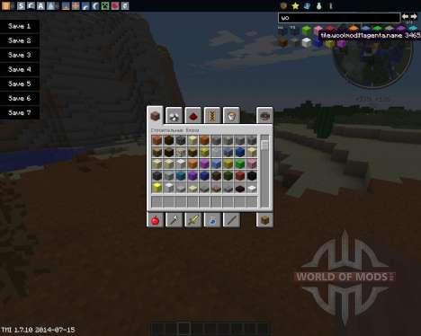 MultiWool para Minecraft