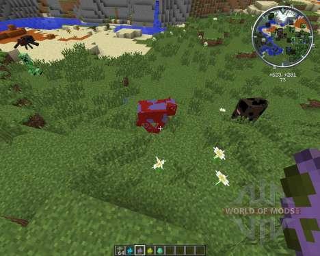 Elemental Cows para Minecraft