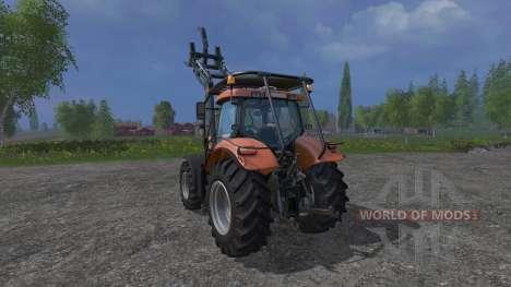 Case IH Puma CVX 230 v3.0 Forest para Farming Simulator 2015