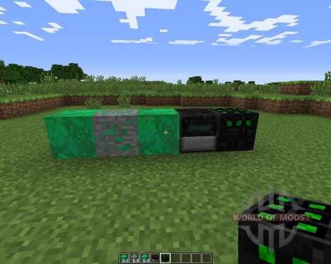 Uranium para Minecraft