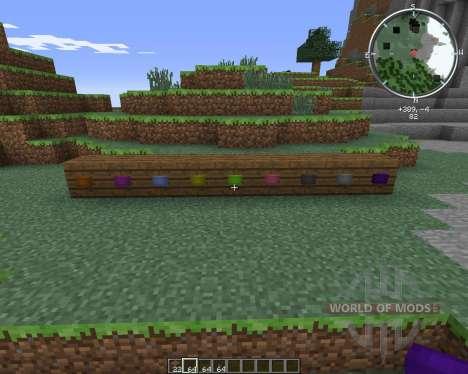Extra Buttons para Minecraft