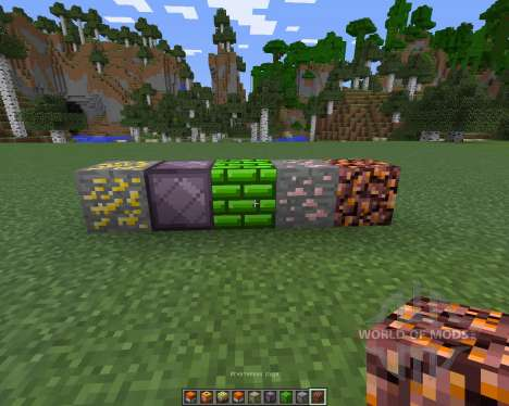 Metallurgy para Minecraft
