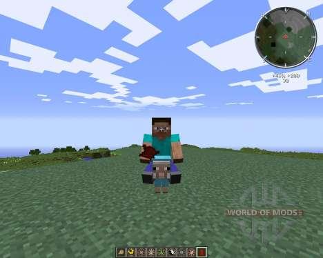 Animal Bikes para Minecraft