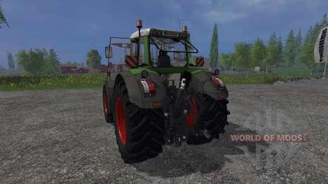 Fendt 828 Vario v4.1 para Farming Simulator 2015