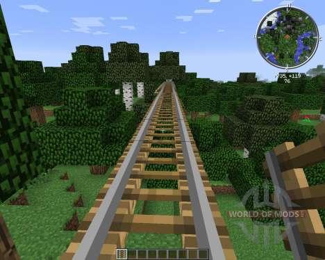 Rail Bridges para Minecraft