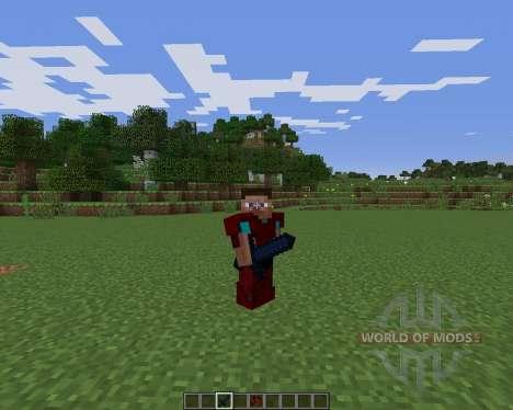 The Mists of RioV para Minecraft