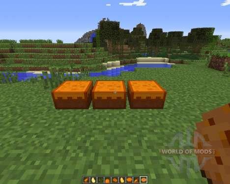 Im Still Hungry para Minecraft