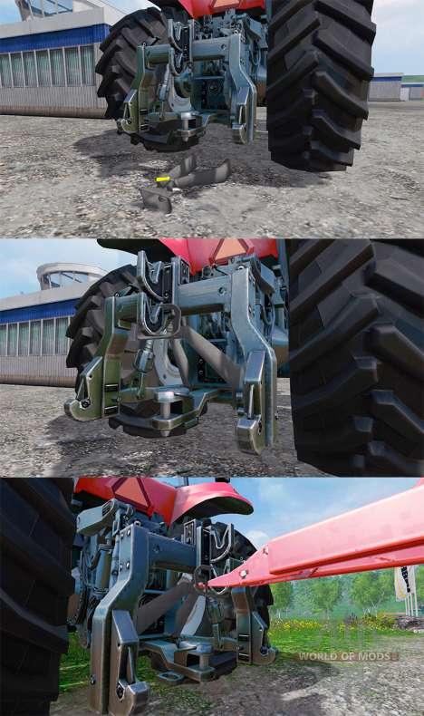 Adicional de enganche para Farming Simulator 2015