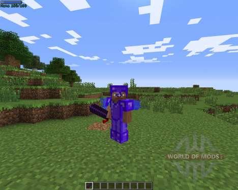 BOTA The Night of the Deads para Minecraft