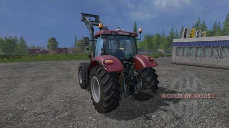 Case IH Puma CVX 230 v3.0 Frontloader para Farming Simulator 2015