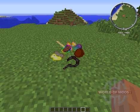Ridiculous World para Minecraft