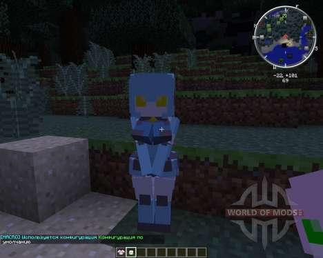 LovelyRobot para Minecraft