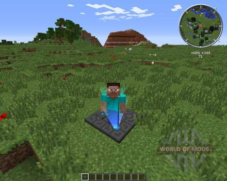 XPTeleporters para Minecraft