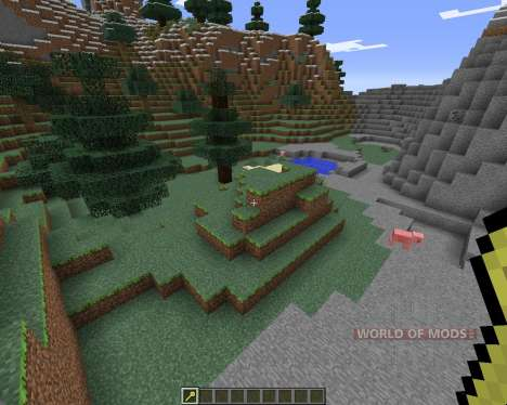 Biome Wand para Minecraft
