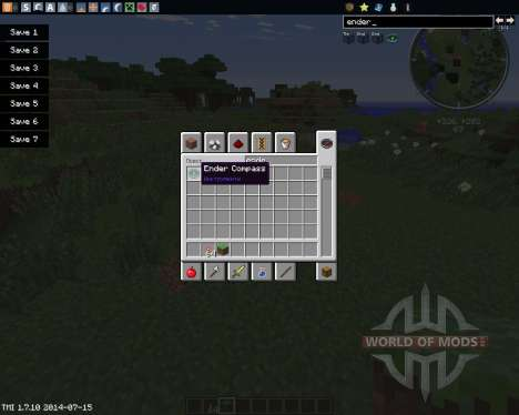 Ender Compass para Minecraft