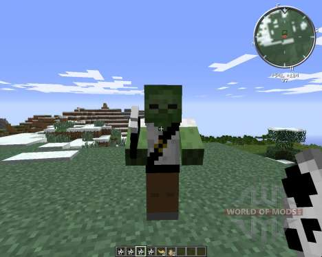 Pirates para Minecraft