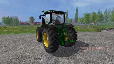 John Deere 7280R v2.0 para Farming Simulator 2015