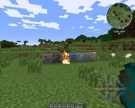 Roulette Ores para Minecraft