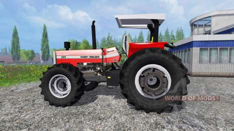 Massey Ferguson 299 para Farming Simulator 2015