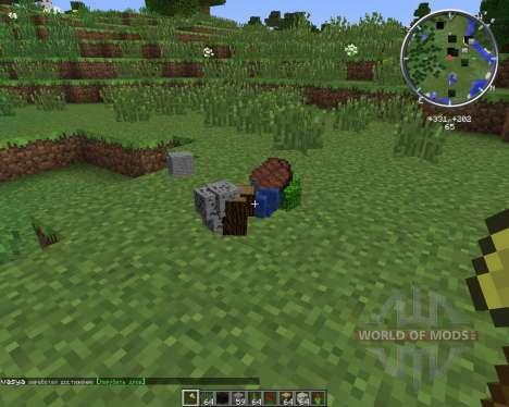 Stackie para Minecraft