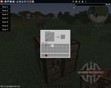 MC Sickle para Minecraft