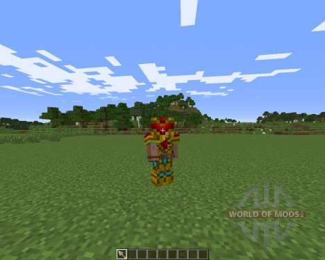 Atum: Journey into the Sands para Minecraft