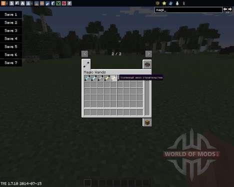 Magic Wands para Minecraft