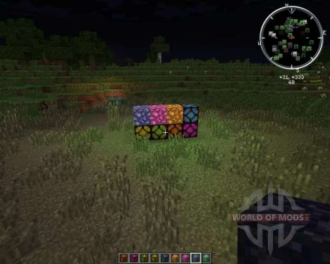 Colored Light para Minecraft