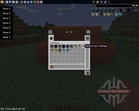 Chimneys para Minecraft
