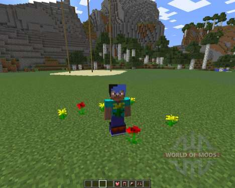 Special Armor para Minecraft