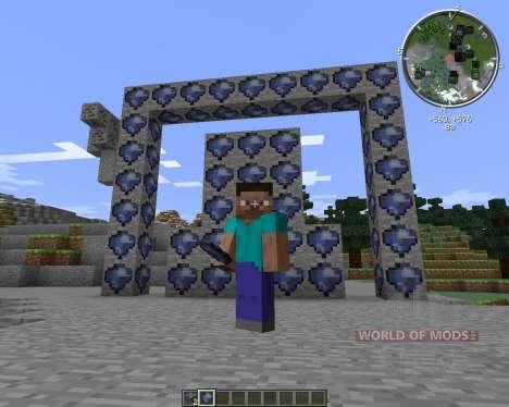 Mistcraft para Minecraft