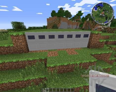 Malisis Doors para Minecraft