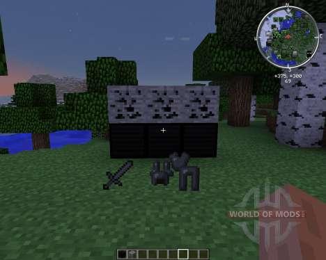 DarkIron para Minecraft